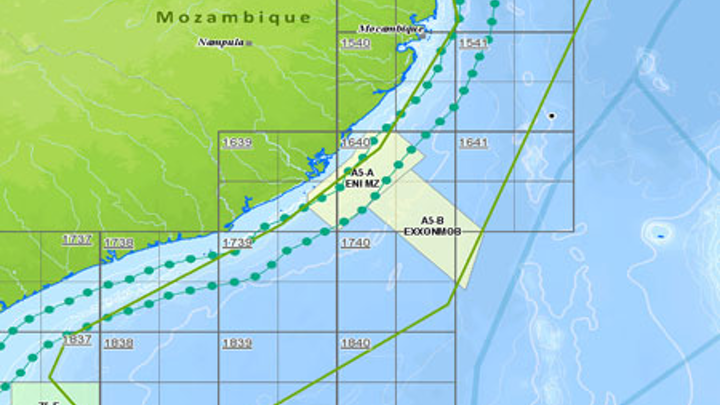 Mozambique Tender Area 2