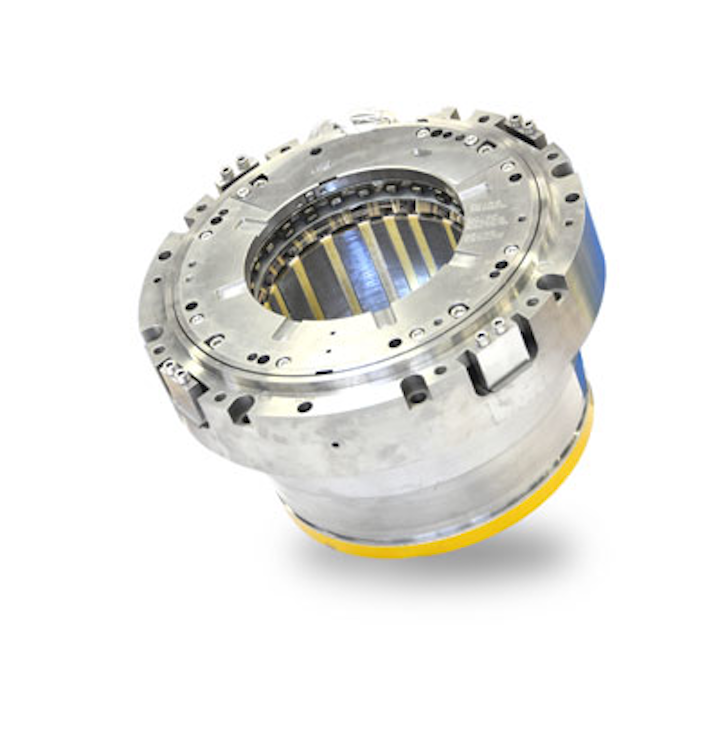 SKF magnetic bearing