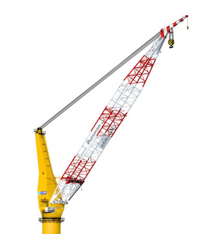 Huisman crane