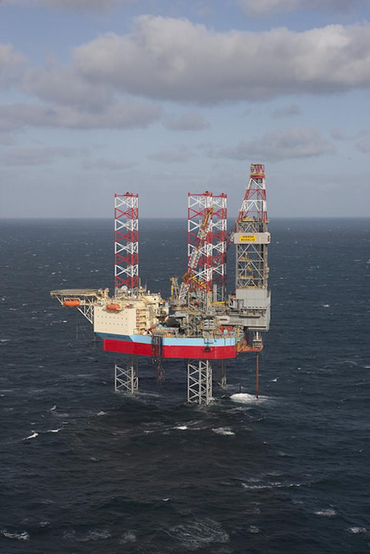 Maersk Resolve