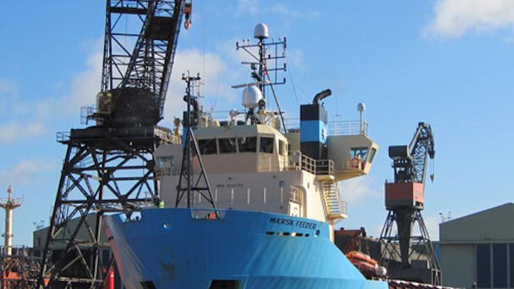 Maersk Feeder