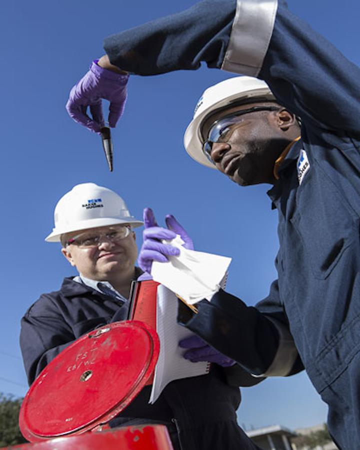 TRETOLITE SNAP fluids separation technologies