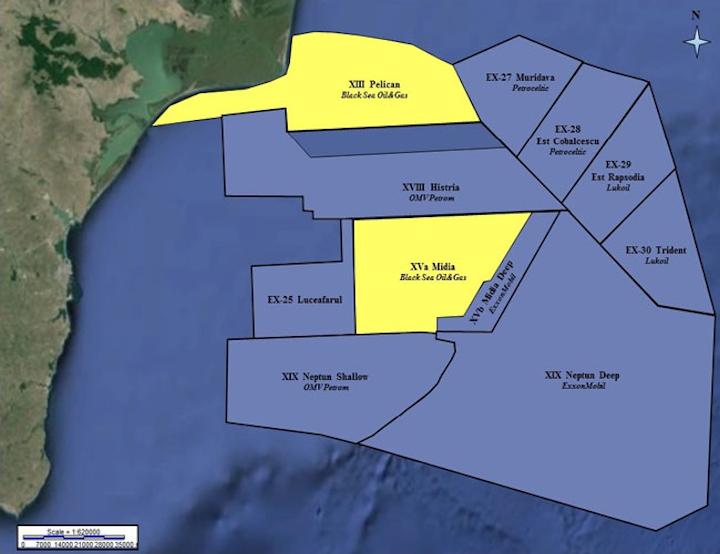 Offshore Romania
