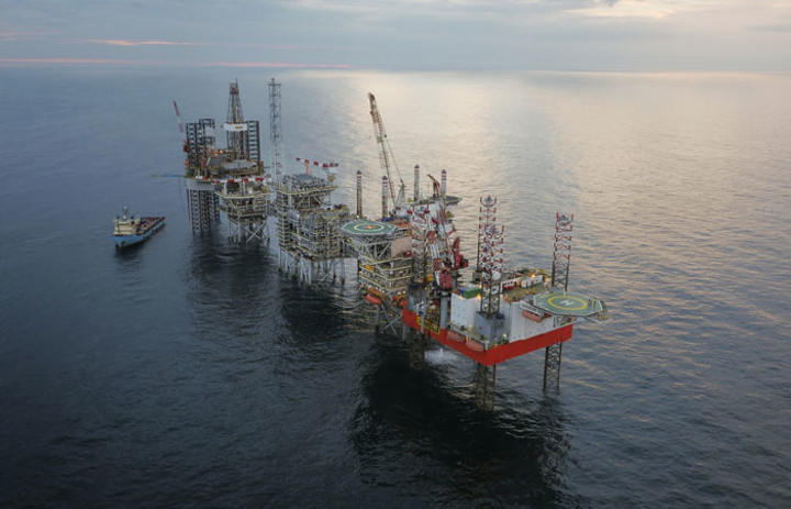 Cygnus gas field development in the UK southern North Sea