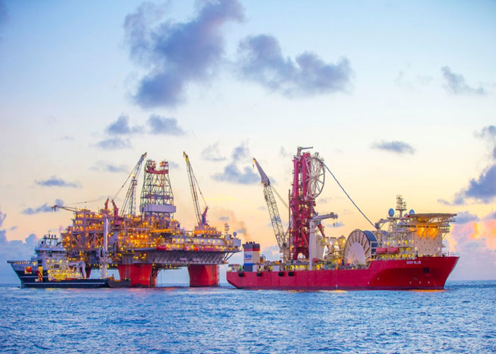 Thunder Horse South Expansion project in the deepwater Gulf of Mexico