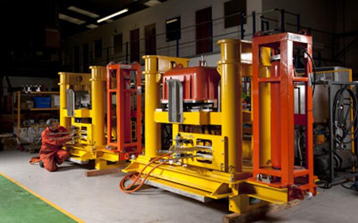 Proserv subsea production equipment