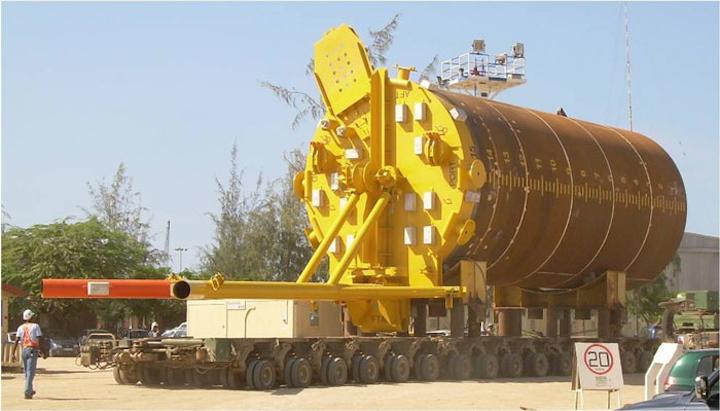 Anchoring Pipeline Technology JIP
