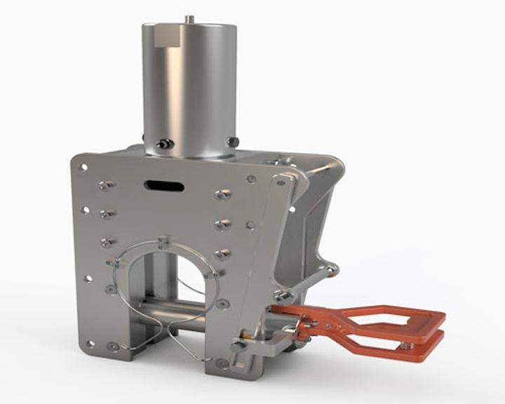 Webtool subsea resettable emergency disconnect cutter