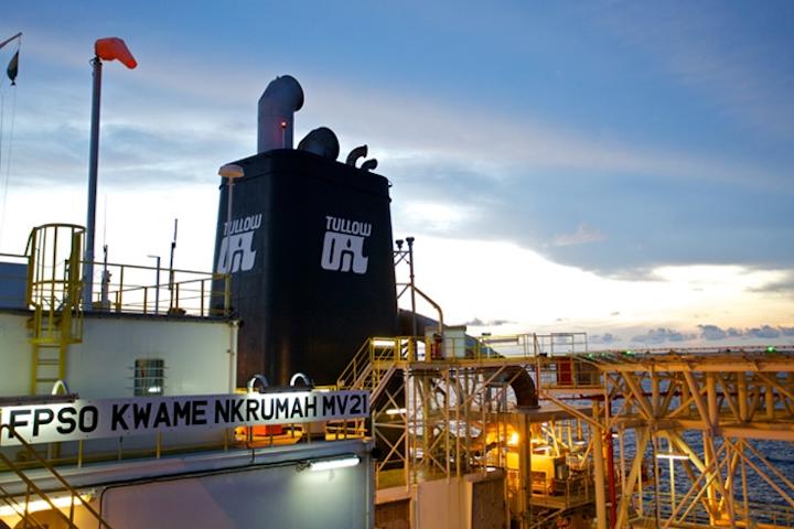 FPSO Kwame Nkrumahe