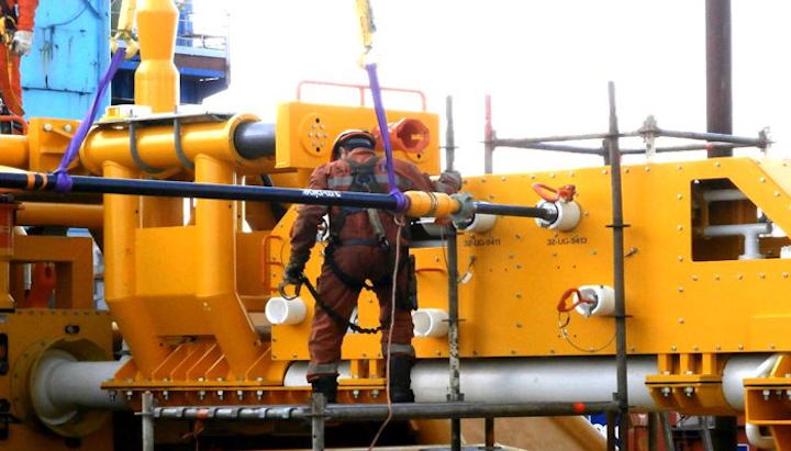 Victrex Magma Global partnership