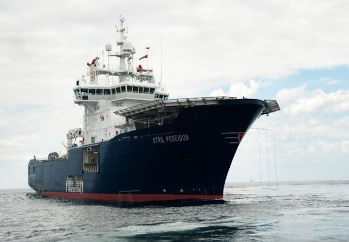 Simon Møkster Shipping's Stril Poseidon
