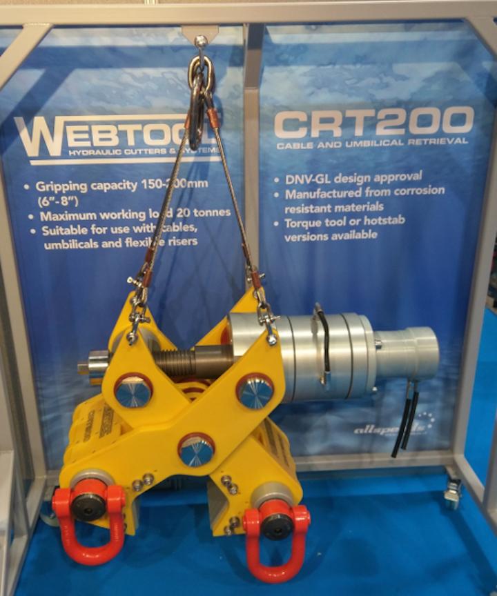 CRT200 Cable Retrieval Tool
