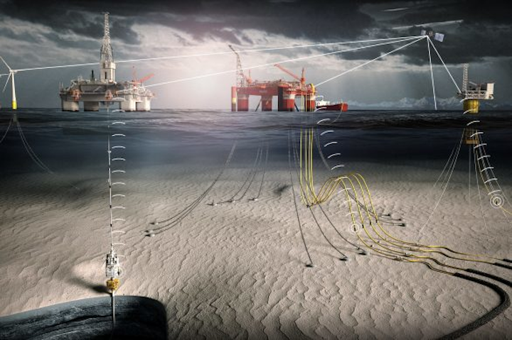 4Subsea will deliver services and research projects related to structural integrity of fixed and floating offshore installations