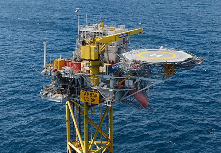 Tambar offshore Norway