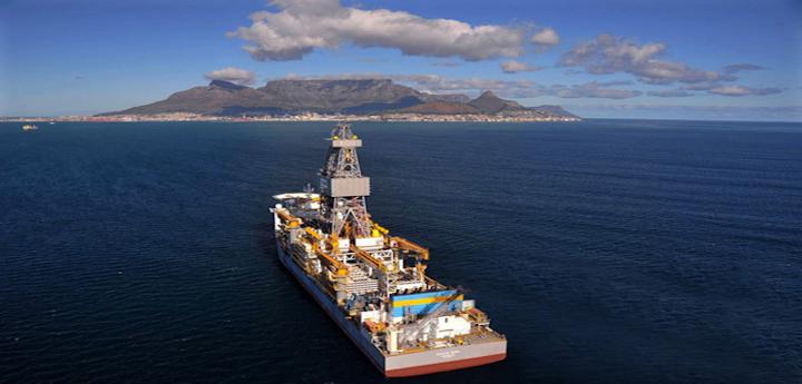 Pacific Bora drillship