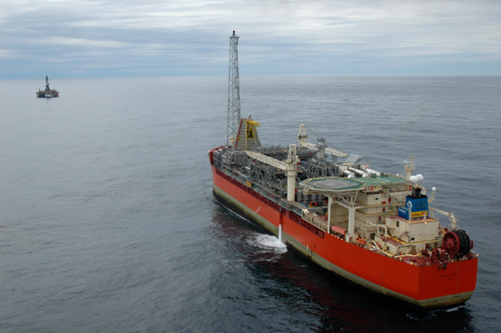 SeaRose FPSO offshore eastern Canada