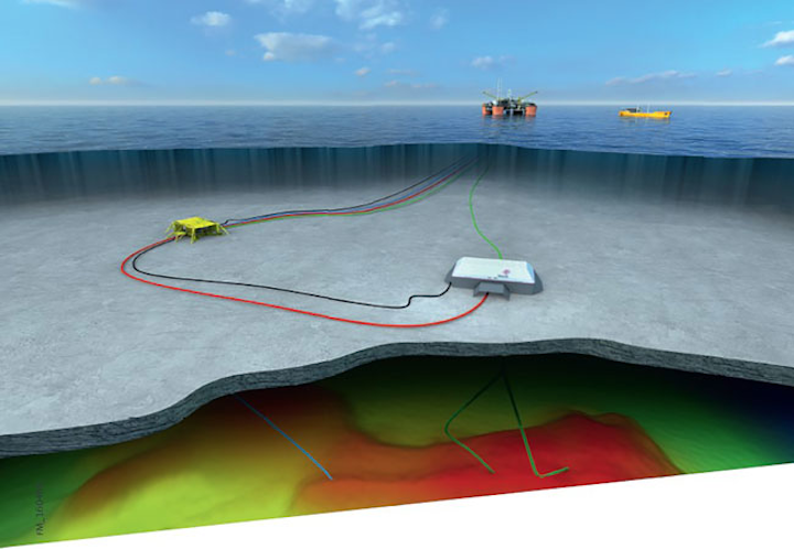 The Bauge discovery will be tied in to the upgraded Njord field