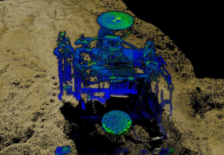 2G Robotics' underwater laser scanner
