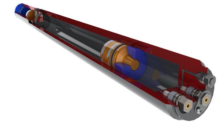 Subsea Sampling Cylinder
