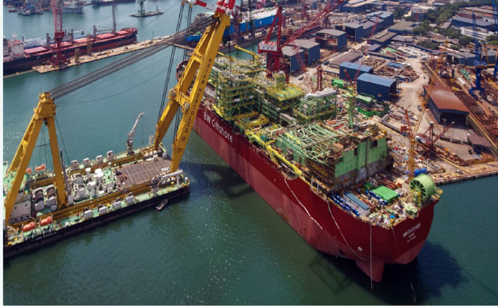 FPSO BW Catcher