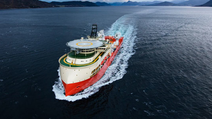 Island Venture multi-purpose supply vessel