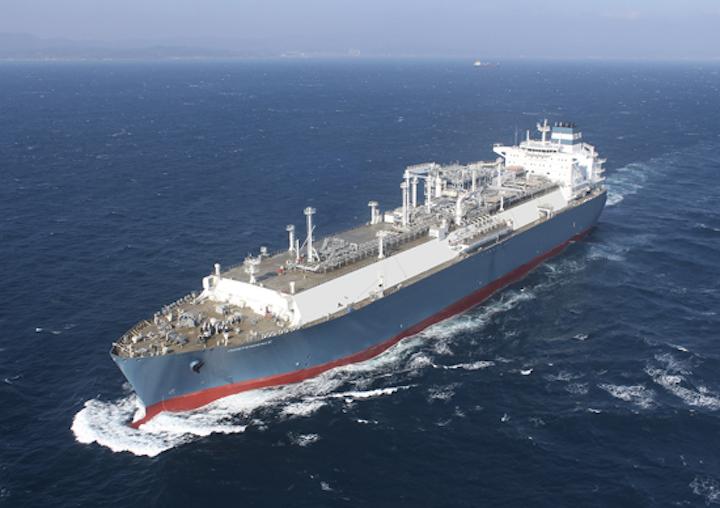 World's first newbuild 170,000-cu m LNG FSRU