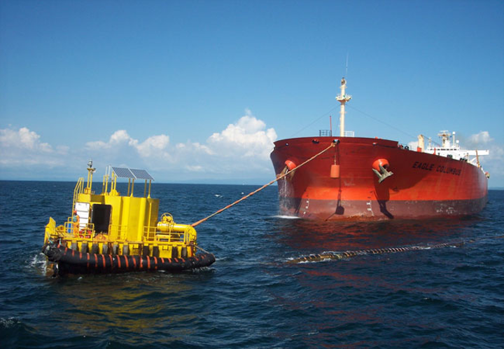 Offspring International SPM offloading and terminal operations management with Offshore Ops.