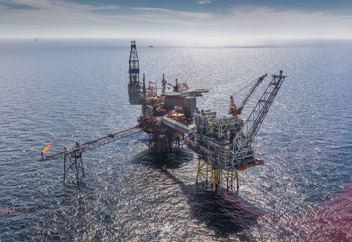 Montrose Area Redevelopment in the UK central North Sea