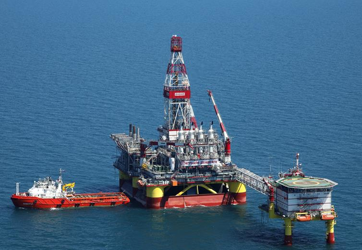 Lukoil's Yuri Korchagin Phase 2 development in the Russian sector of the Caspian Sea