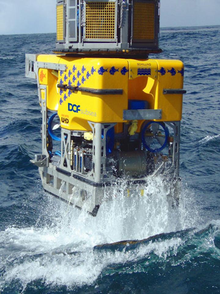 DOF Subsea ROV