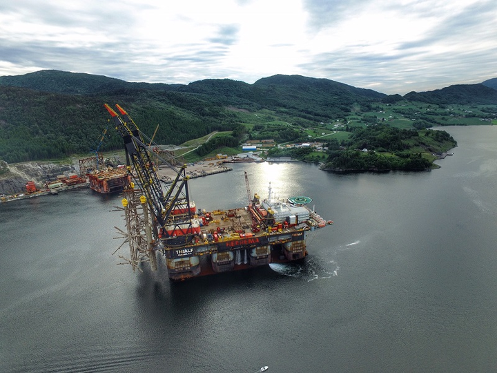 Murchison decommissioning project