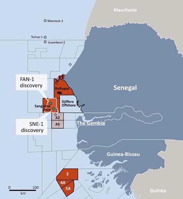 offshore Guinea-Bissau licenses