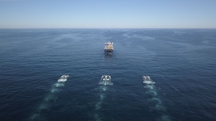 TopSeis survey in the Barents Sea