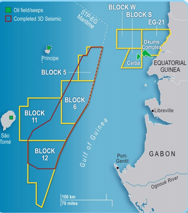 Kosmos Energy expanded strategic position in the Gulf of Guinea