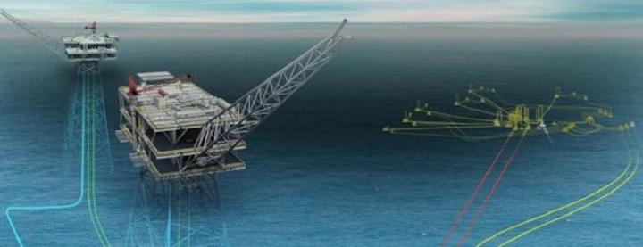 Leviathan deepwater field development offshore Israel