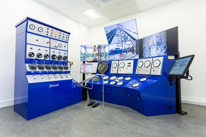 Robert Gordon University has unveiled a new decommissioning simulator and associated software