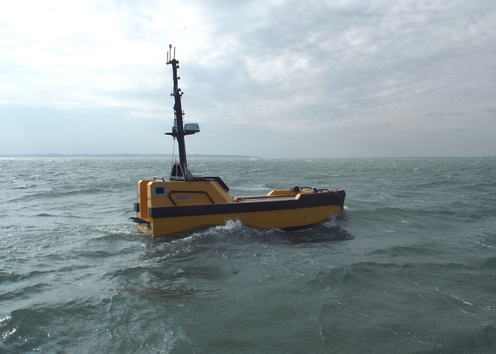 C-Worker 7 class autonomous surface vessel