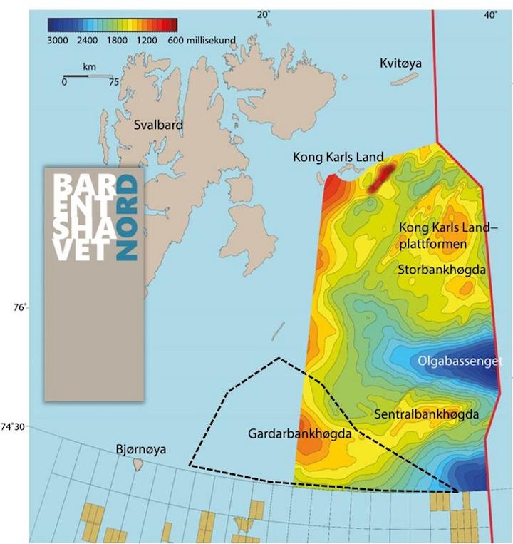 Norwegian Petroleum Directorate Gardarbank High