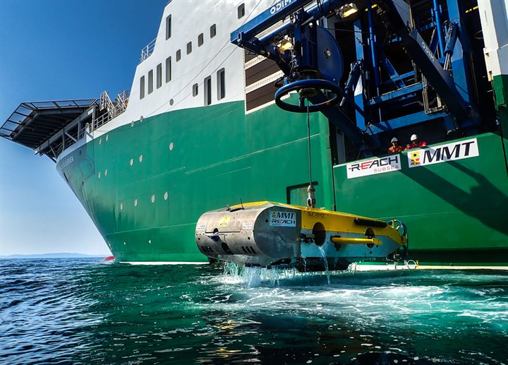 Subsea vessel Havila Subsea