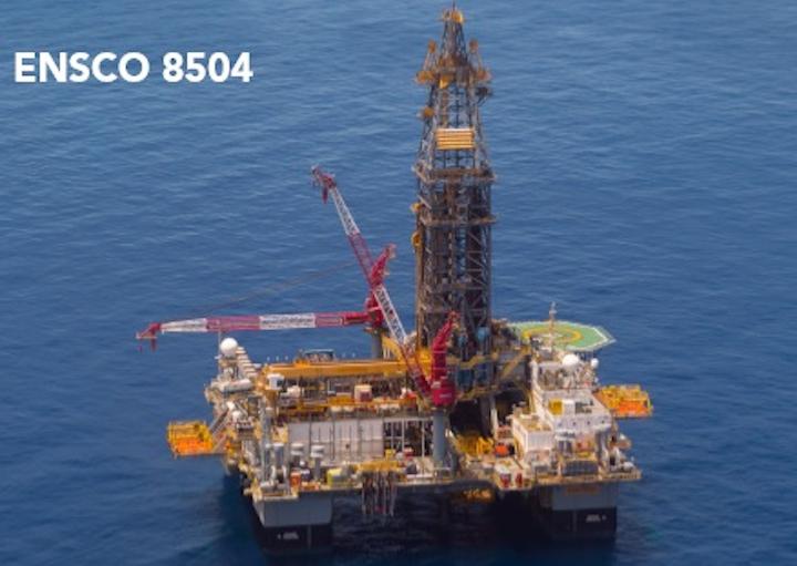 ENSCO 8504
