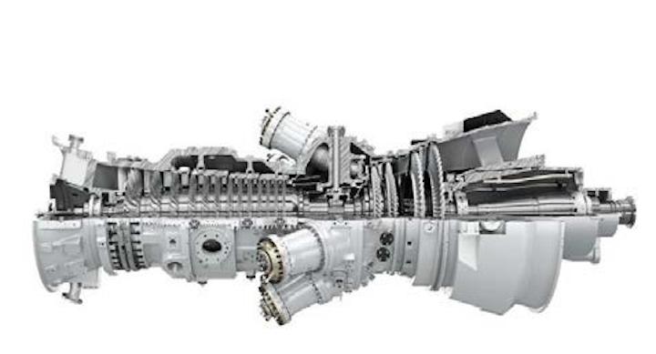 Siemens SGT-750 gas turbine
