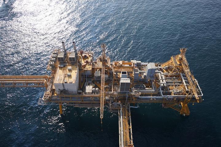 Cyberhawk completes UAV inspections on 63 platforms for Dubai Petroleum