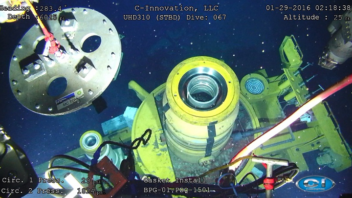 Subsea inspection, maintenance, and repair
