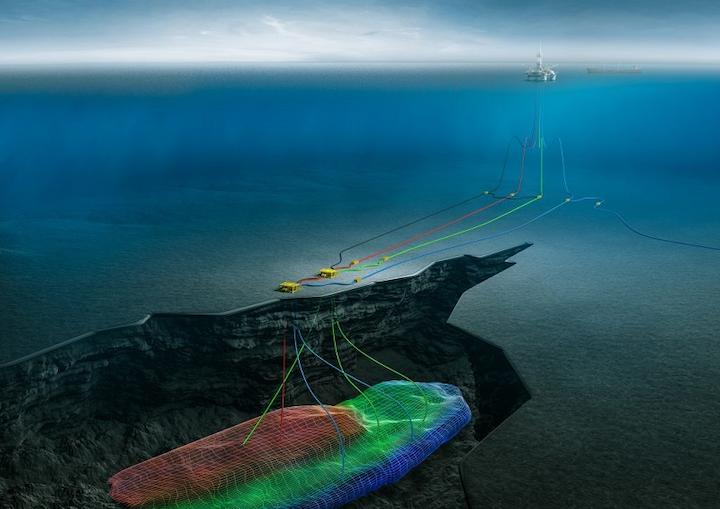 Fenja offshore Norway