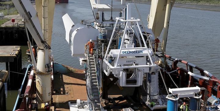 Osbit to upgrade subsea plough for DeepOcean