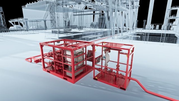 GeoBalance automated managed pressure drilling system