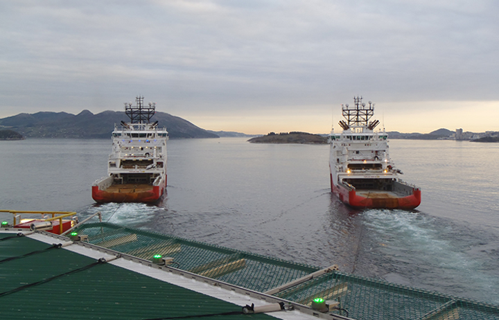 Siem Offshore and Rolls-Royce extend cooperation