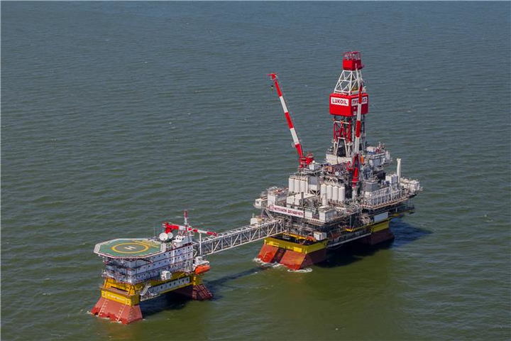 Second development phase of the Vladimir Filanovsky field in the Russian sector of the Caspian Sea