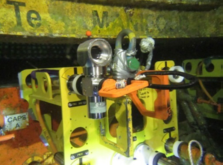 C-Kore subsea testing units deployed by PTTEP offshore Australia