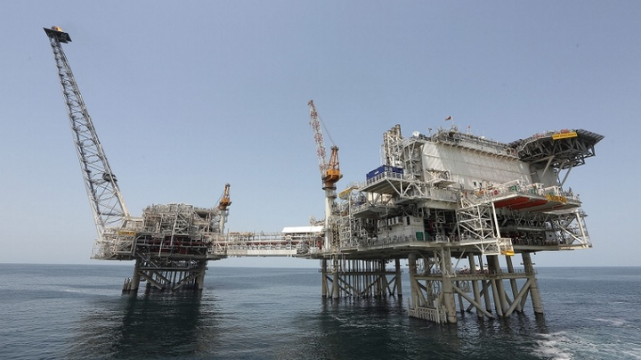 Shah Deniz Stage 2 in the Caspian Sea offshore Azerbaijan